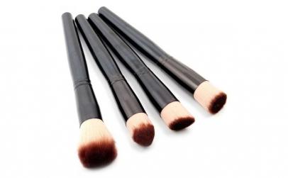 Set De 4 Pensule Profesionale Pentru