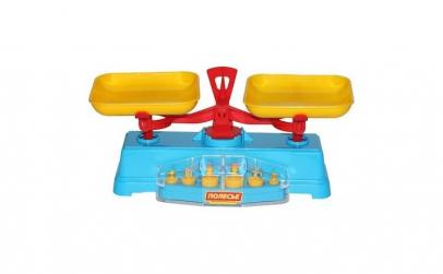 Jucarie pentru copii, Cantar cu greutati