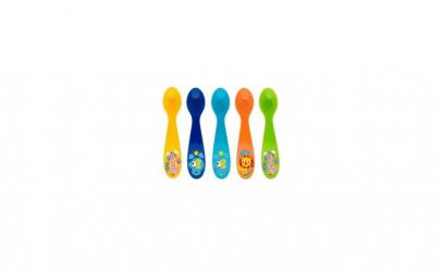 Set 5 lingurite Rotho-babydesign ZOO