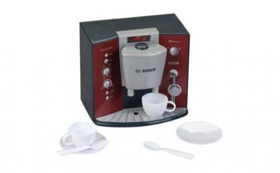 Expresor cafea Bosch pentru copii, emite