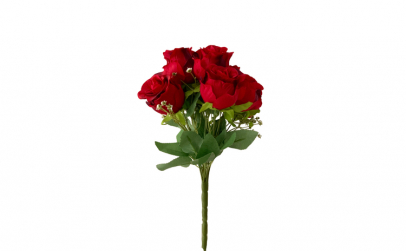 Buchet flori artificiale,