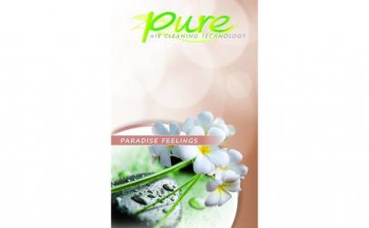 Rezerva Odorizant Trisa Pure Paradise
