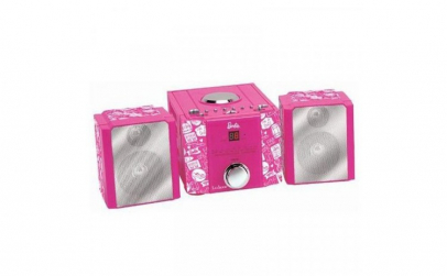 SISTEM STEREO HIFI CU CD MINI BARBIE
