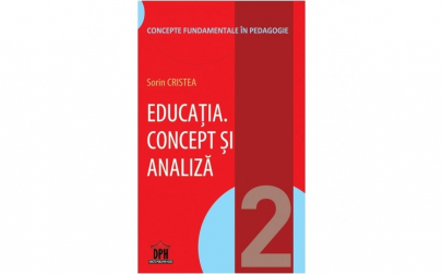 Educatia.Concept si Analiza - Sorin