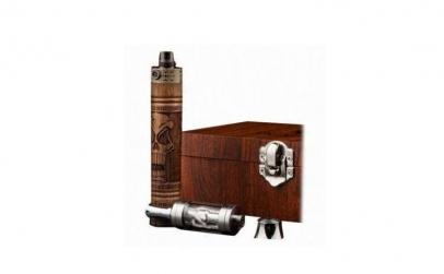 Kit tigara electronica din lemn