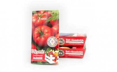 Set rasadnita medie Tomate Elisabeta