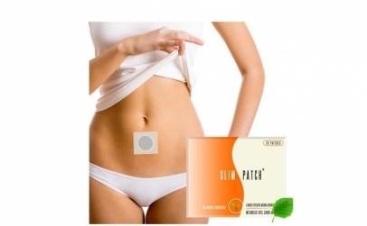 Slim Patch plasturi 100% naturali