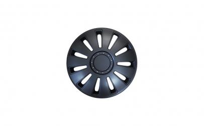 Set capace roti 14` silverstone black
