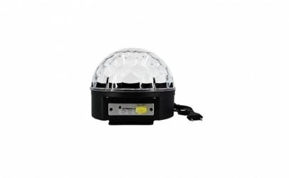 Glob Disco Cu Boxa Laser Club