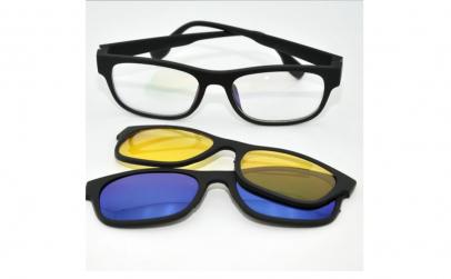Ochelari de soare lentile magnetice