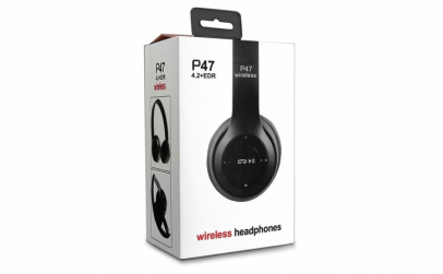 Casti audio Bluetooth P47