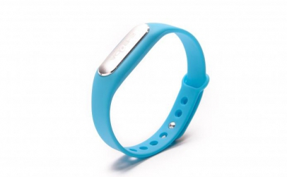 Bratara Bluetooth SmartFitness 110 blue