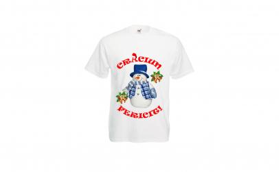 Tricou personalizat Craciun