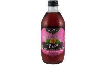 Preparat BIO din ceai de hibiscus si