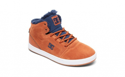 Ghete copii DC Shoes CRISIS HIGH WNT
