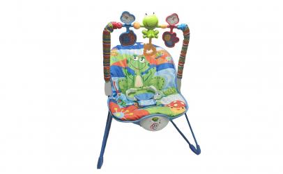 Balansoar bebelusi cu sunete si vibratii