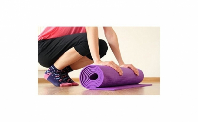 Saltea de neopren pentru yago si fitness