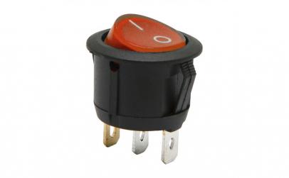 Interupator basculant, 1 circuit,