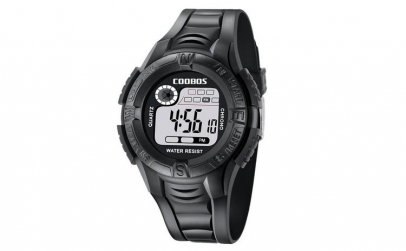 Ceas digital pentru copii, model Sport,