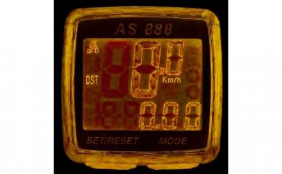 VITEZOMETRU DIGITAL AS 888