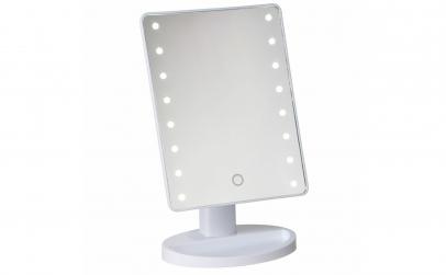 Oglinda 16 LED-uri, pentru Machiaj