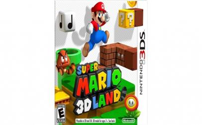 Joc Super Mario 3D Land pentru Nintendo