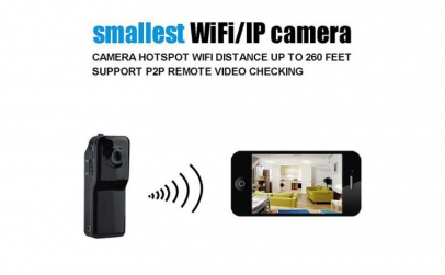 Mini camera spion wireless