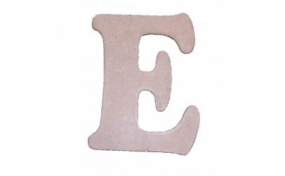 Litera E Mdf 120x100x3 mm