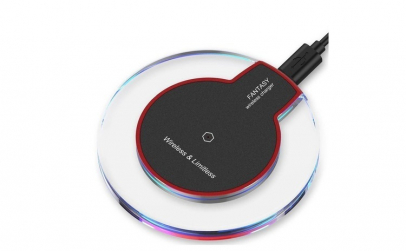 Incarcator wireless Qi Edman W10, pad