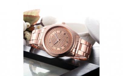 Ceas de dama Geneva Elegant RoseGold