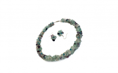 Colier Sicily Style -*Fluorite*