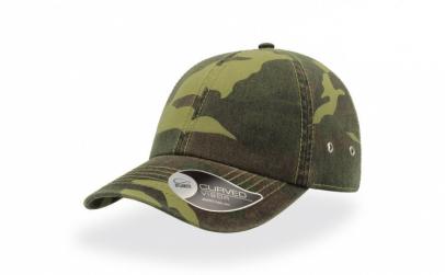 Sapca Action camouflage