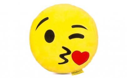 Perna decorativa Emoji Pupacios Happy