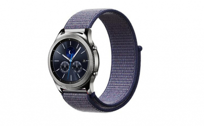 Curea Textila Premium MTP Midnight Blue