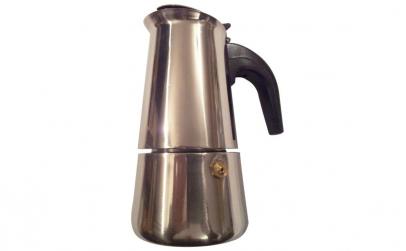Presso cafea, inox, 4 persoane