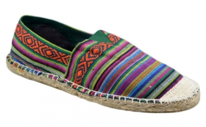 Espadrile Colors Vintage - Multicolor