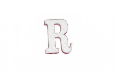 Litera R Polistiren