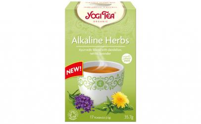 Ceai BIO din plante alcaline, 35,7 g