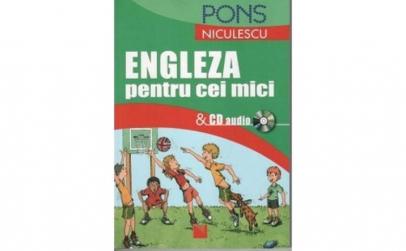 Engleza pentru cei mici + CD audio -