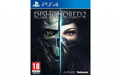 Joc Dishonored II 2 pentru PlayStation 4