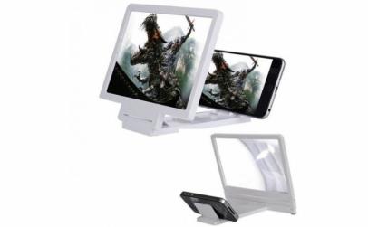 Lupa 3D pentru extindere display