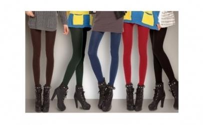 5xset Colanti vatuiti in diferite culori