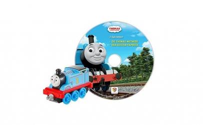 Locomotiva Thomas si prietenii nr 1, cu