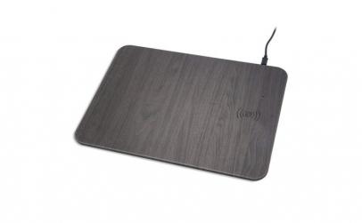 Mousepad cu incarcator wireless Qi,