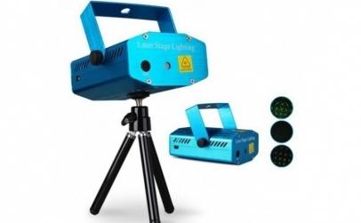 Mini Proiector Laser - artificii