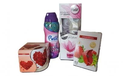 Set Parfumat Romantic - 4 produse