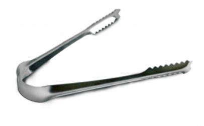 Cleste inox pentru gheata 14.5 cm
