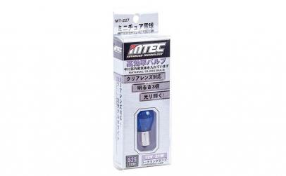 Bec auto MTEC P21W (S25/1156) - xenon