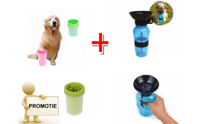 Recipient hidratare + dispozitiv labute