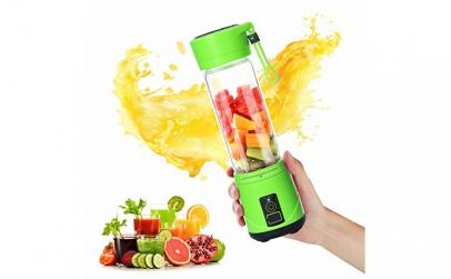 Blender portabil cu acumulator